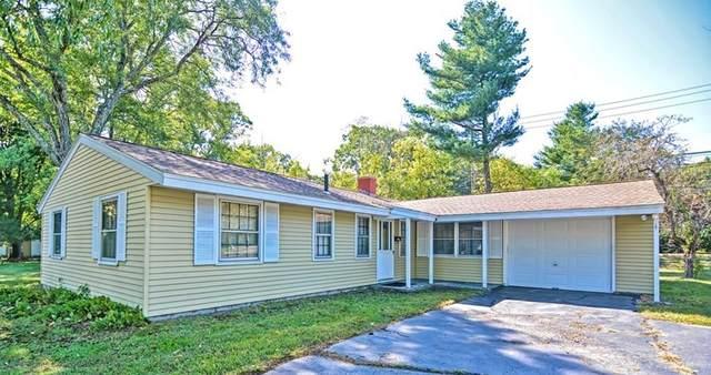 1 Scott Drive, Framingham, MA 01701 (MLS #72732063) :: Berkshire Hathaway HomeServices Warren Residential