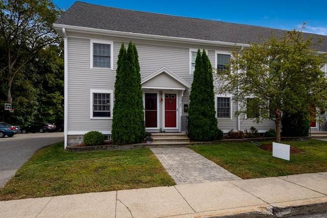 68 Wilson #68, Billerica, MA 01862 (MLS #72732072) :: Team Tringali