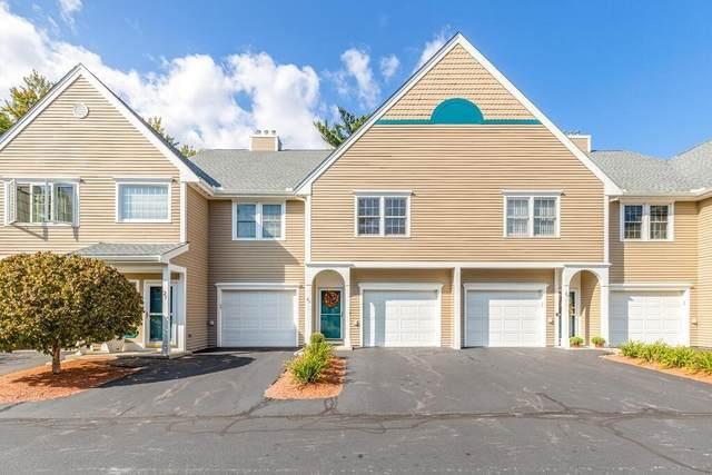 27 Northridge Drive #27, North Reading, MA 01864 (MLS #72732074) :: Berkshire Hathaway HomeServices Warren Residential