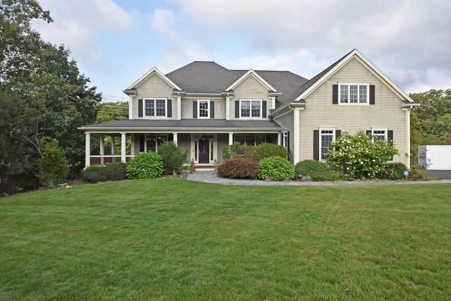 1 Brooke Road, Boylston, MA 01505 (MLS #72732076) :: The Duffy Home Selling Team
