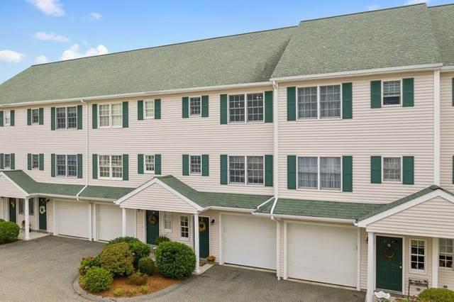 252 Albion Street #17, Wakefield, MA 01880 (MLS #72732080) :: Berkshire Hathaway HomeServices Warren Residential