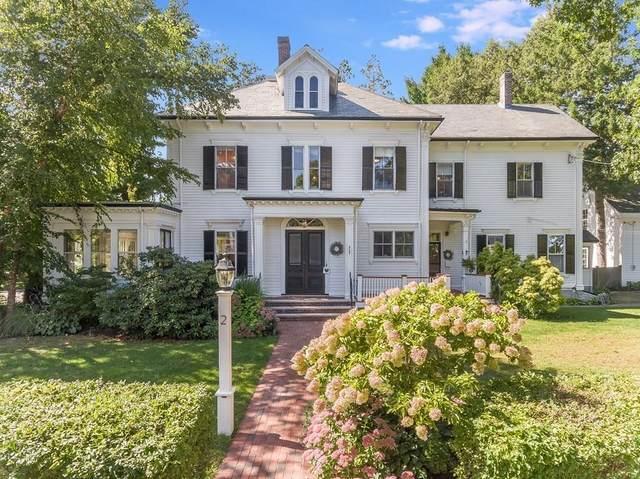 2 Pine St, Winchester, MA 01890 (MLS #72732089) :: Berkshire Hathaway HomeServices Warren Residential