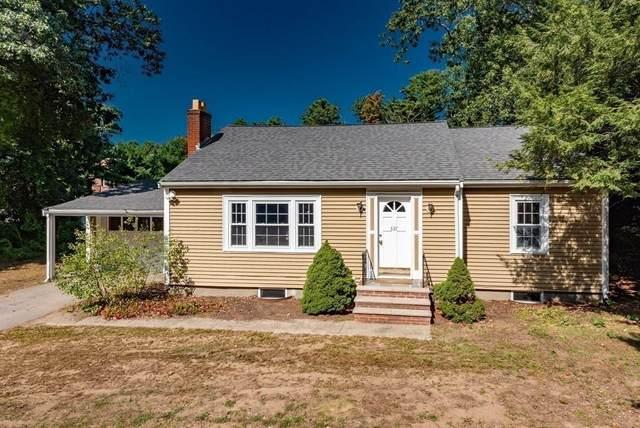 337 South Main Street, Sharon, MA 02067 (MLS #72732094) :: Berkshire Hathaway HomeServices Warren Residential