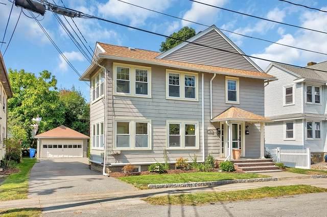 13 Dennison St. #1, Waltham, MA 02453 (MLS #72732103) :: Berkshire Hathaway HomeServices Warren Residential