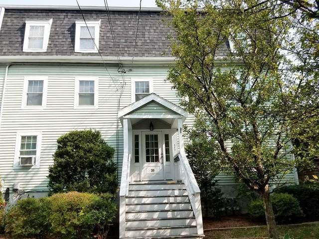 269 Hurley St #2, Cambridge, MA 02141 (MLS #72732118) :: DNA Realty Group