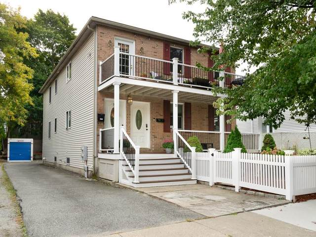 71 Moreland St #2, Somerville, MA 02145 (MLS #72732146) :: DNA Realty Group