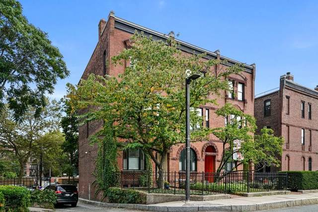 3 Claremont Street, Boston, MA 02116 (MLS #72732148) :: The Gillach Group