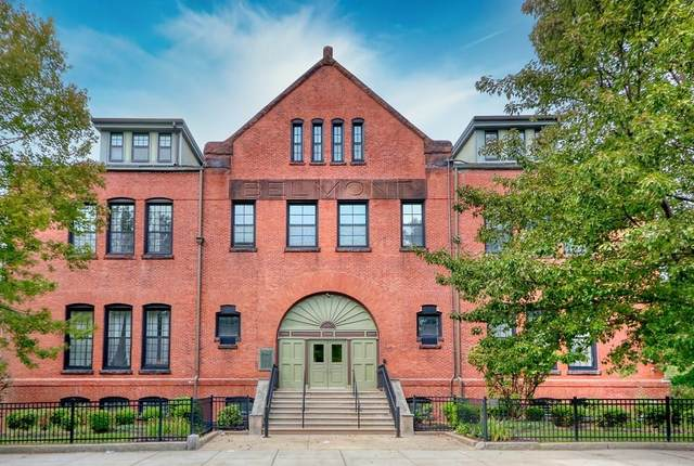 72 Ashland Street #206, Malden, MA 02148 (MLS #72732162) :: DNA Realty Group