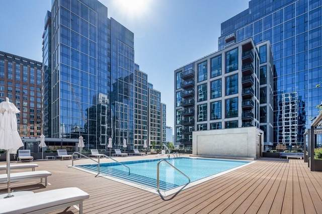 135 Seaport Boulevard #903, Boston, MA 02210 (MLS #72732172) :: Walker Residential Team