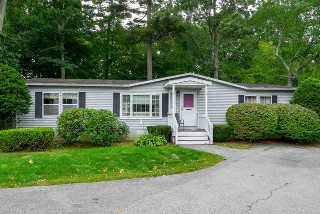 26 Leisurewoods Drive, Rockland, MA 02370 (MLS #72732205) :: RE/MAX Unlimited