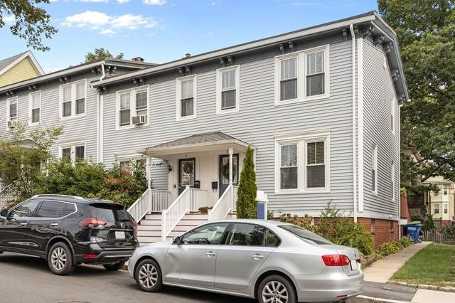 39 Lowell St #39, Somerville, MA 02143 (MLS #72732220) :: DNA Realty Group