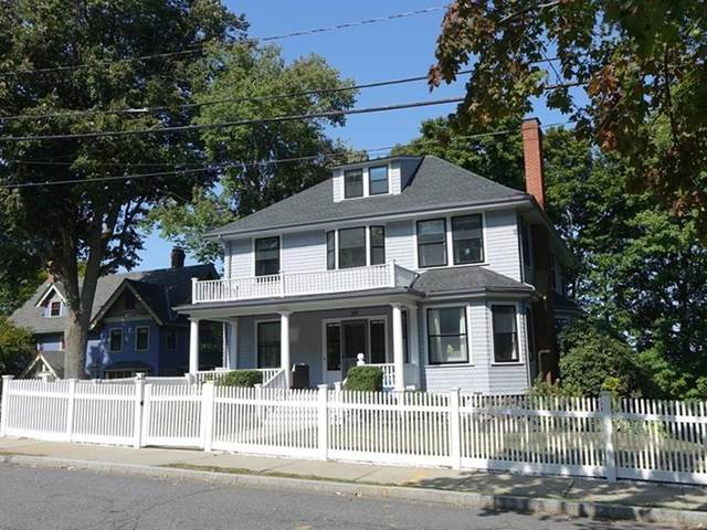 169 Mount Vernon St, Newton, MA 02465 (MLS #72732279) :: The Gillach Group
