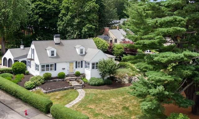 50 Hutchinson Rd, Arlington, MA 02474 (MLS #72732309) :: Parrott Realty Group