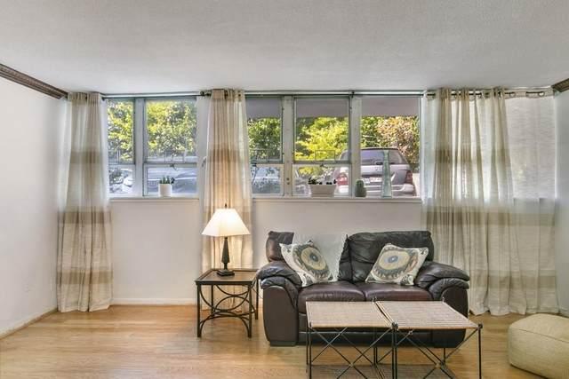 50 Park Street #18, Brookline, MA 02446 (MLS #72732315) :: Walker Residential Team