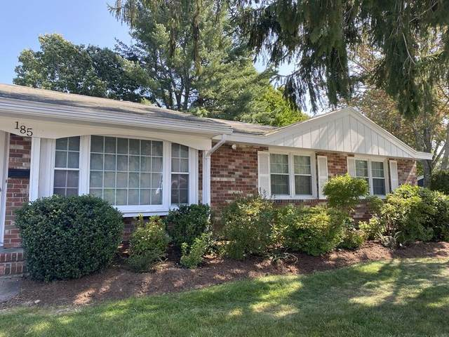 185 Colonel Bell Dr #185, Brockton, MA 02301 (MLS #72732366) :: The Duffy Home Selling Team