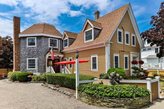 16 Winthrop St, Provincetown, MA 02657 (MLS #72732370) :: The Duffy Home Selling Team