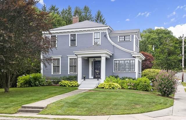 122 Cambridge Street, Winchester, MA 01890 (MLS #72732371) :: Westcott Properties