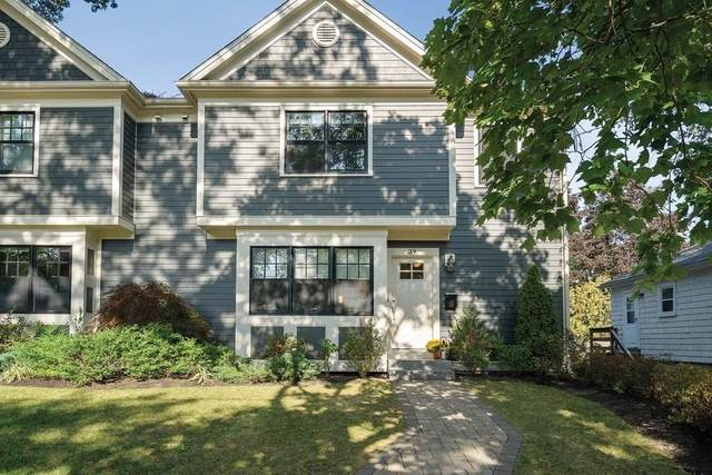 39 Beaconwood Rd #1, Newton, MA 02461 (MLS #72732380) :: The Gillach Group