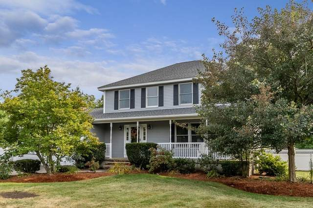 19 Blueberry Lane, Wilmington, MA 01887 (MLS #72732417) :: Re/Max Patriot Realty