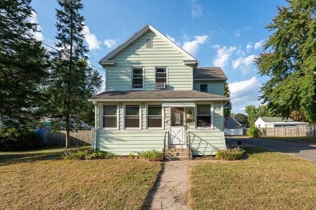 630 Britton Street, Chicopee, MA 01020 (MLS #72732424) :: Westcott Properties