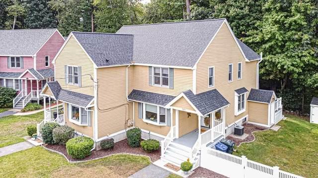 901 Sandy Lane, Wilmington, MA 01887 (MLS #72732432) :: Westcott Properties