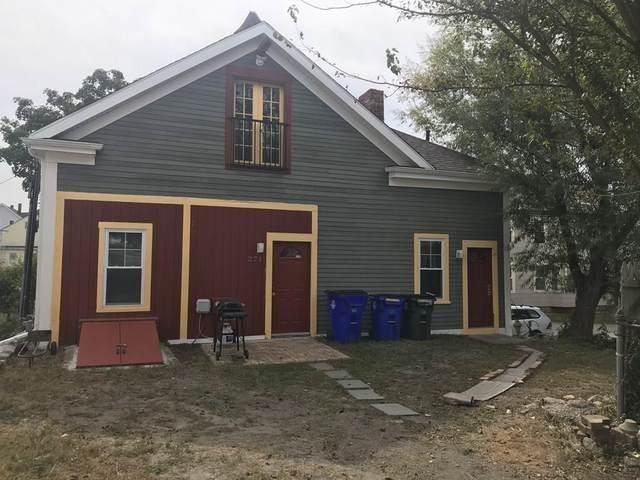 371 Pine St, Fall River, MA 02720 (MLS #72732435) :: Westcott Properties