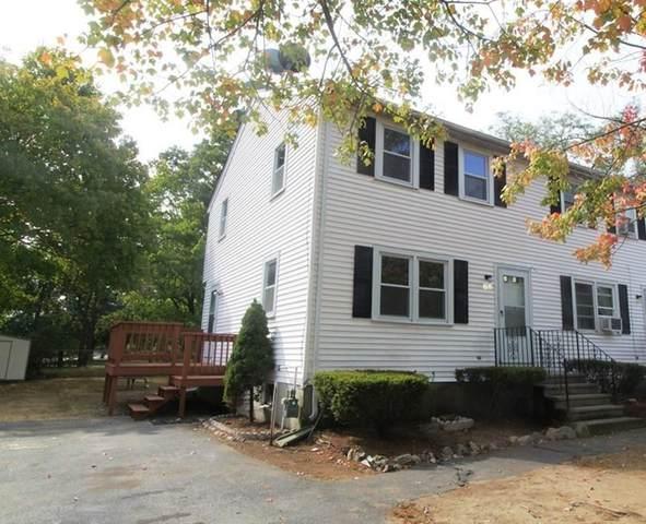 20 Lawn St. #1, Attleboro, MA 02703 (MLS #72732446) :: Westcott Properties