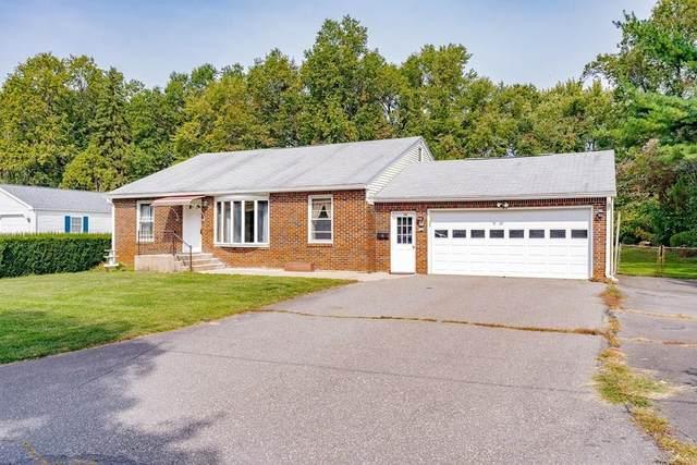 19 Meadowbrook Rd, Agawam, MA 01001 (MLS #72732449) :: Westcott Properties