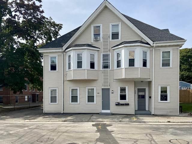 478-480 Bay St, Taunton, MA 02780 (MLS #72732499) :: Westcott Properties