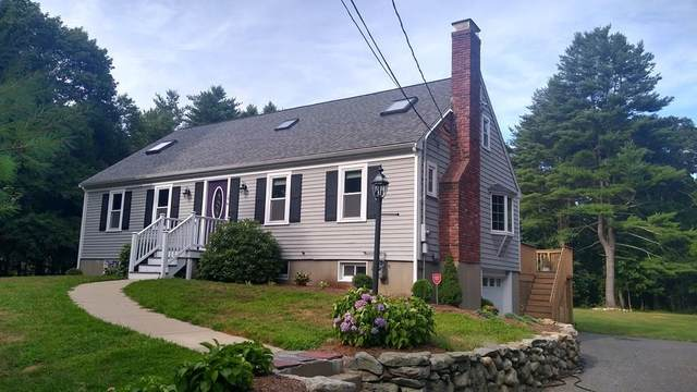 174 Spring Street, Hanson, MA 02341 (MLS #72732513) :: The Duffy Home Selling Team
