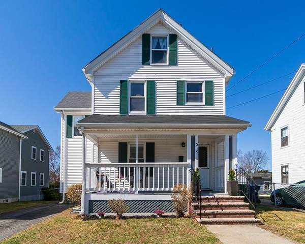 319 Cherry St, Newton, MA 02465 (MLS #72732522) :: The Gillach Group