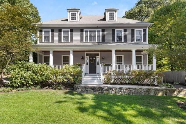 63 Woodledge Rd, Needham, MA 02492 (MLS #72732537) :: The Gillach Group
