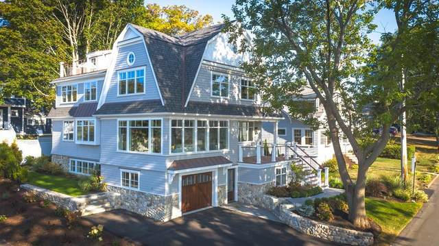 25 Cushing Ave, Hingham, MA 02043 (MLS #72732590) :: EXIT Cape Realty