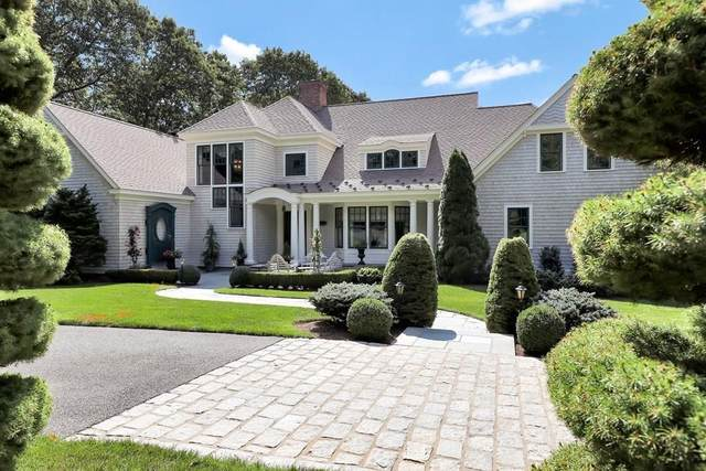 165 Marquand Drive, Barnstable, MA 02655 (MLS #72732626) :: Revolution Realty
