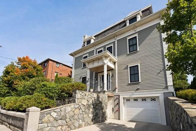 9 Winter Street #9, Watertown, MA 02472 (MLS #72732654) :: Westcott Properties