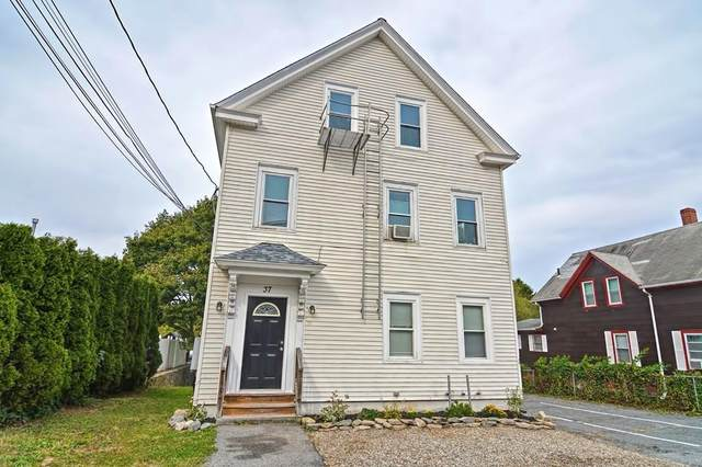 37 Godfrey St, Taunton, MA 02780 (MLS #72732668) :: DNA Realty Group