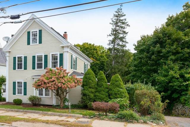 93-95 Market Street #1, Amesbury, MA 01913 (MLS #72732699) :: DNA Realty Group