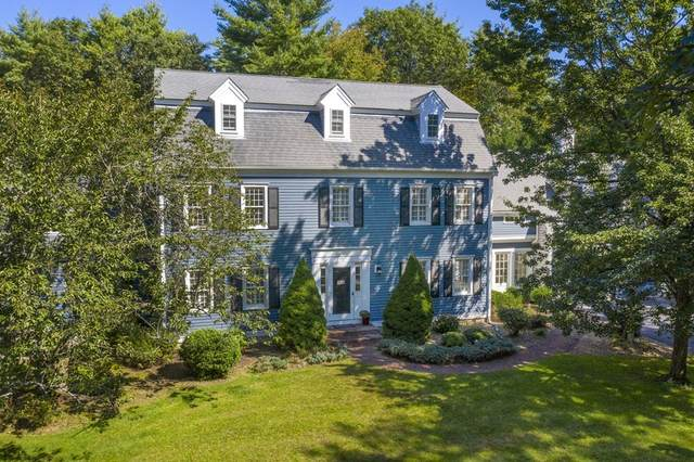 72 Forest St, Duxbury, MA 02332 (MLS #72732828) :: Kinlin Grover Real Estate