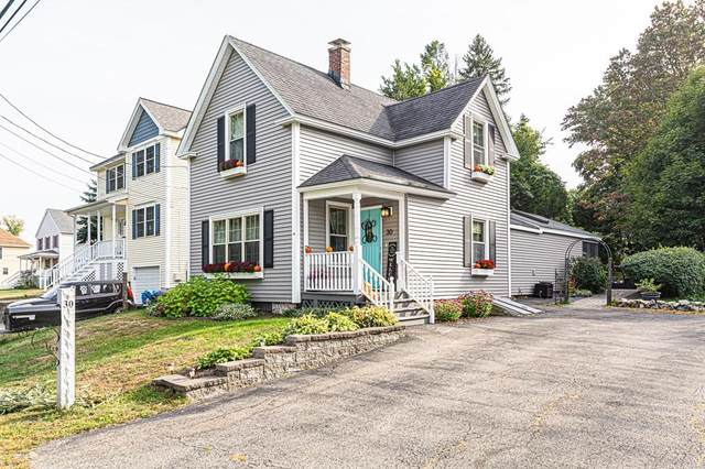 30 Ayer Street, Methuen, MA 01844 (MLS #72732834) :: Exit Realty
