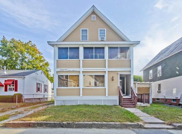 20 James St, Holyoke, MA 01040 (MLS #72732872) :: NRG Real Estate Services, Inc.
