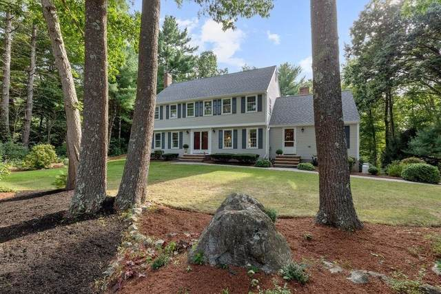235 Raleigh Tavern Lane, North Andover, MA 01845 (MLS #72732874) :: Exit Realty