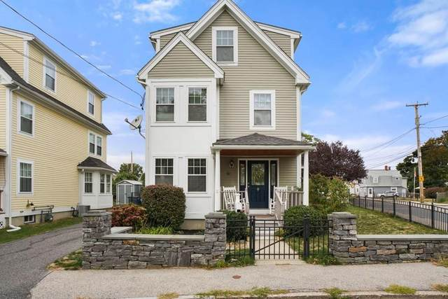 276 Winthrop Street #276, Quincy, MA 02169 (MLS #72732882) :: RE/MAX Unlimited
