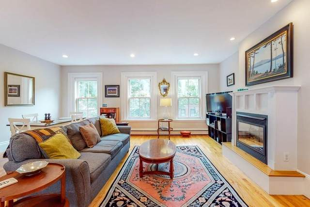 194 W Springfield St #4, Boston, MA 02118 (MLS #72732968) :: The Gillach Group