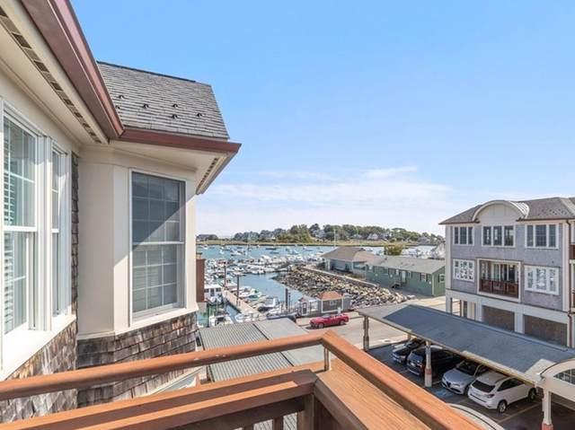 3 Mill Wharf N34, Scituate, MA 02066 (MLS #72732990) :: Westcott Properties