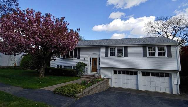 69 Border Road, Needham, MA 02492 (MLS #72732996) :: The Gillach Group