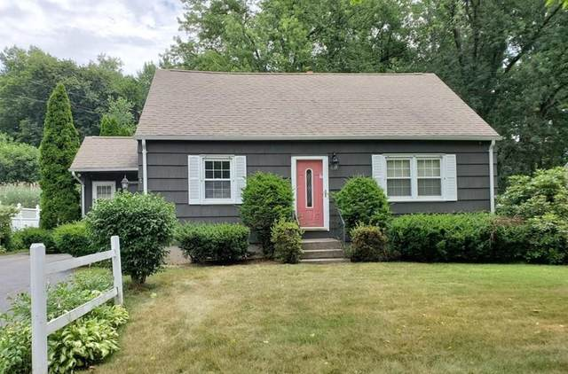 25 Clyde Ave, West Springfield, MA 01089 (MLS #72733015) :: Anytime Realty