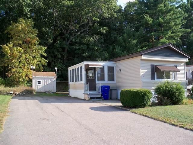 16 Southway #16, Taunton, MA 02780 (MLS #72733017) :: Westcott Properties