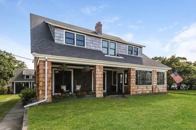 55 Salt Marsh Ln, Bourne, MA 02559 (MLS #72733038) :: Westcott Properties