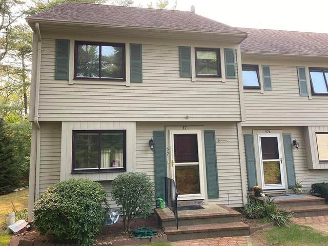 57 Minot Ave #9, Wareham, MA 02571 (MLS #72733069) :: EXIT Cape Realty