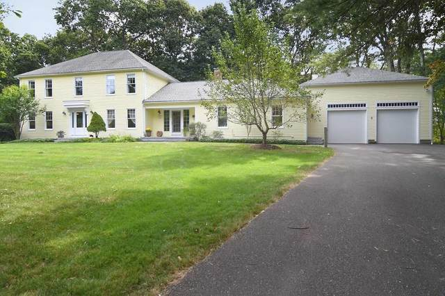 5 Mitchell Drive, Foxboro, MA 02035 (MLS #72733121) :: Spectrum Real Estate Consultants